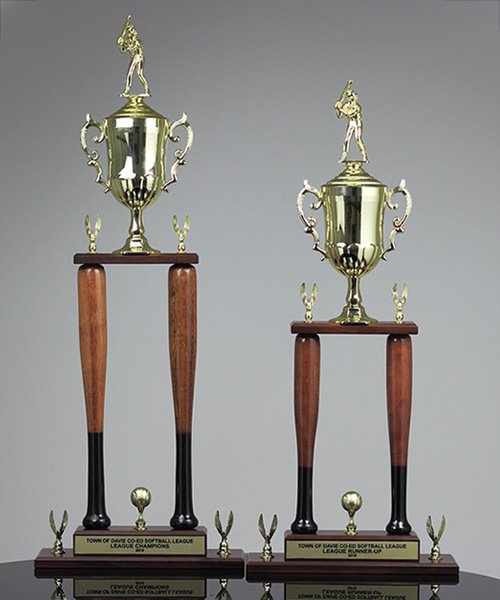 Picture of Baseball MVP Trophy