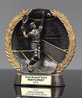Picture of Tennis Bronzestone Trophy