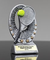 Picture of Tennis Star Resin