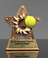 Picture of StarBurst Tennis Trophy