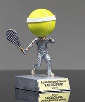 Picture of Tennis Bobble Head