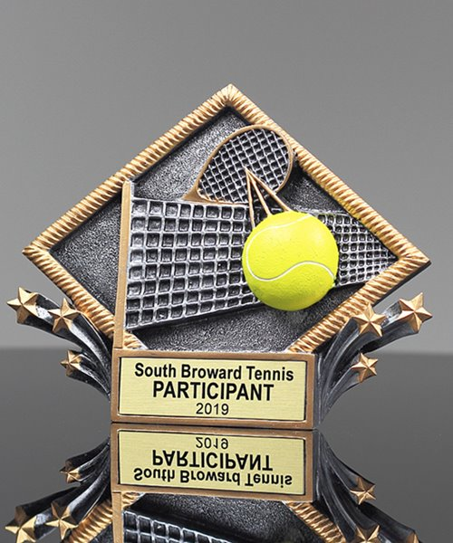 Picture of Tennis Diamond Plate