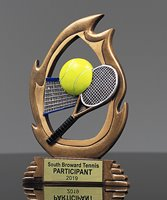 Picture of Tennis Flame Award