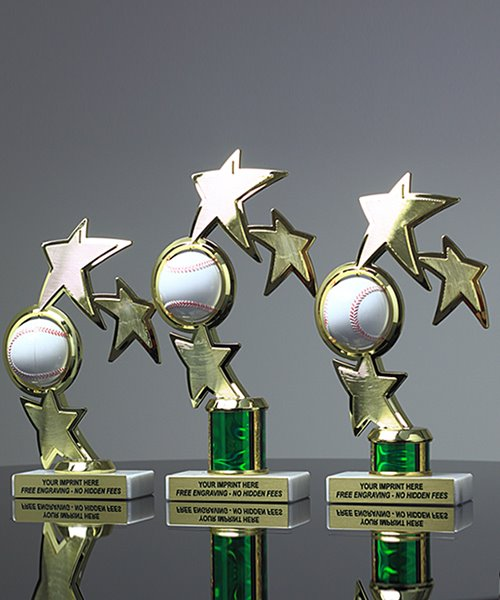 Picture of Superstar Spinner Trophy