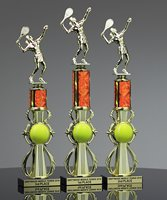 Picture of Sport Riser Tennis Trophy