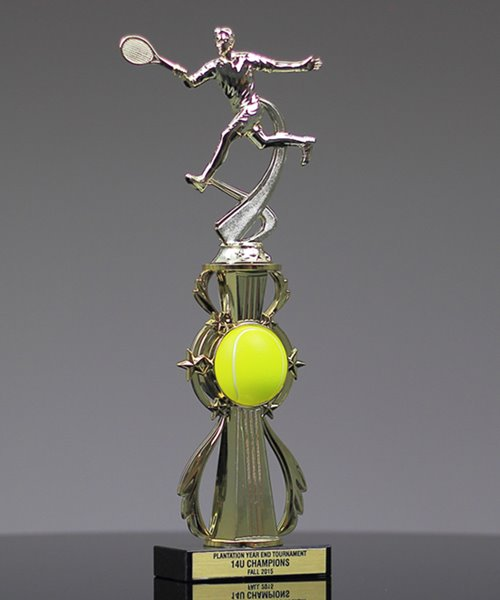 Picture of Tennis Sport Riser Trophy