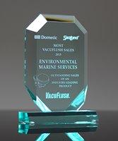 Picture of Jade Acrylic Jewel Award