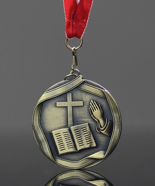 Picture of Church Recognition Medal