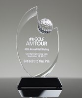 Picture of Century Golf Crystal