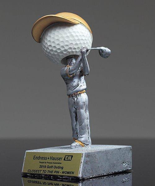 Picture of Silverstone Golf Bobble Head