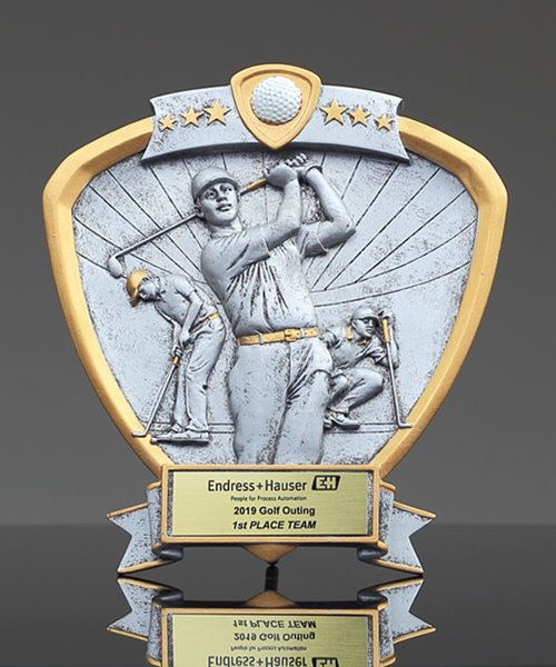 Picture of Silverstone Golf Shield Award