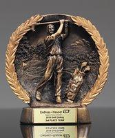 Picture of Bronzestone Golfer