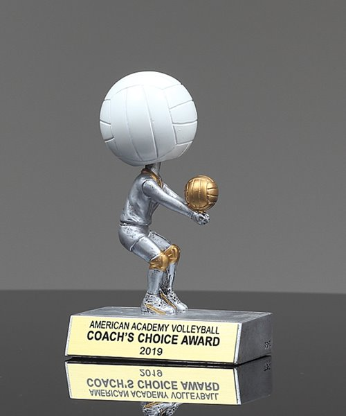 Picture of Volleyball Bobble Head