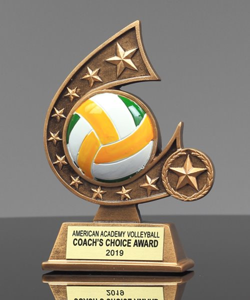 Picture of Volleyball Comet Trophy