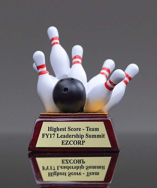 Picture of Full Color Bowling Resin