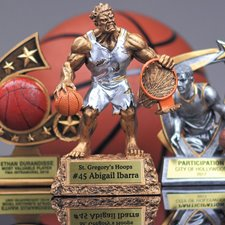Picture for category All Basketball Awards