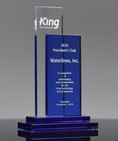 Picture of Crystal Pacifico Award