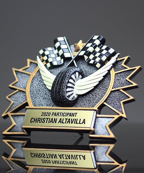 Picture of 3-D Racing Award