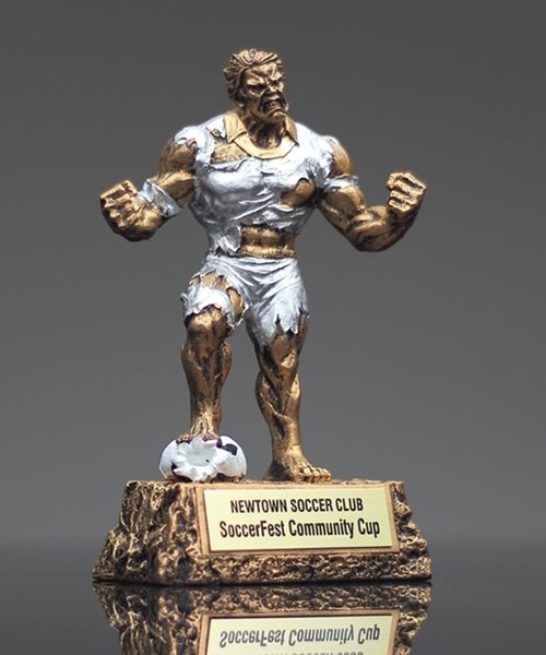 Picture of Monster Soccer Trophy