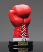 Picture of Boxing Glove Trophy