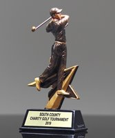 Picture of Golf Star Resin