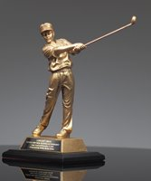 Picture of Golf Driver on Base