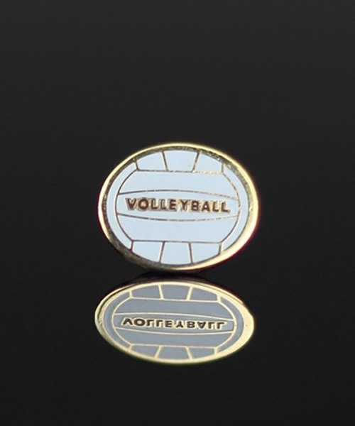 Picture of Volleyball Lapel Pin