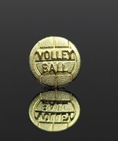 Picture of Volleyball Chenille Sports Pin