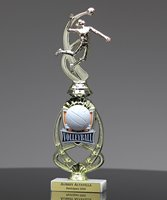 Picture of Meridian Riser Volleyball Trophy