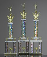 Picture of Classic Finalist Trophy