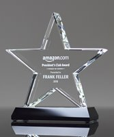 Picture of Signature Crystal Star Award