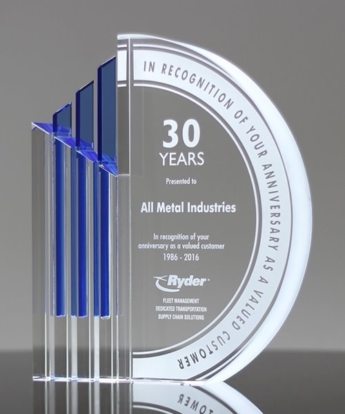 Picture of Concept Crystal Award