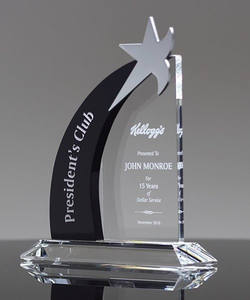 Picture of Dynamic Crystal Star Award