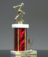 Picture of Classic Bowling Trophy