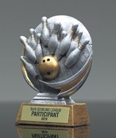 Picture of Motion-X Bowling Award