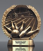 Picture of Bronzestone Bowling Award