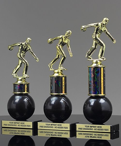 Picture of Bowling Riser Trophy
