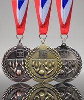 Picture of Traditional Bowling Medal