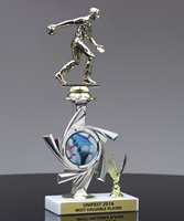 Picture of Vortex Bowling Trophy