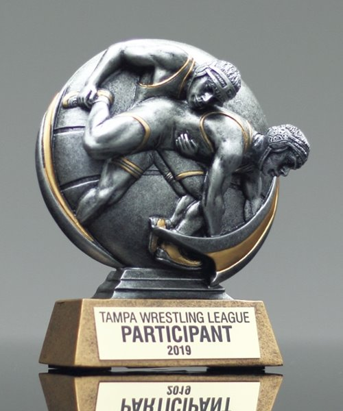 Picture of Motion-X Wrestling Award