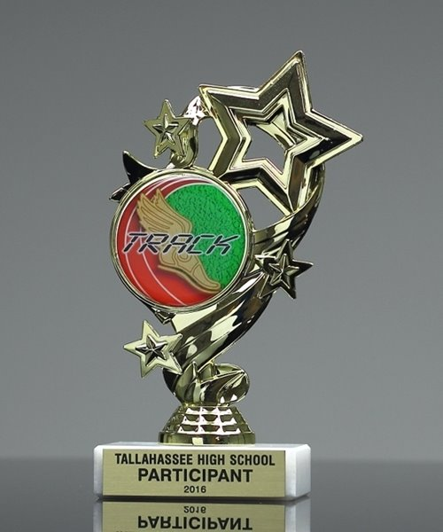 Picture of Rising Star Trophy with Activity Insert