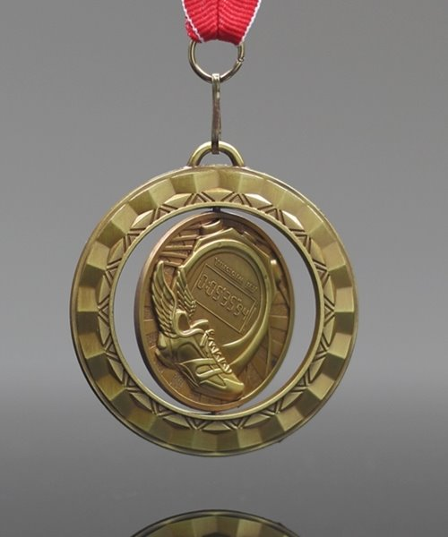 Picture of Track Spinner Medal