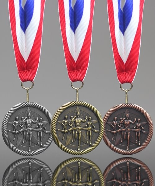 Picture of Cross Country Medals
