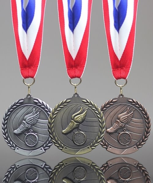 Picture of Traditional Track Medal