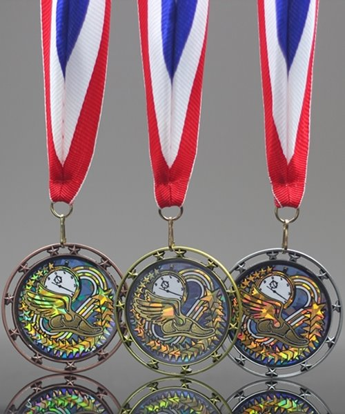 Picture of Track Star Medal