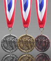 Picture of Classic Cross Country Medals