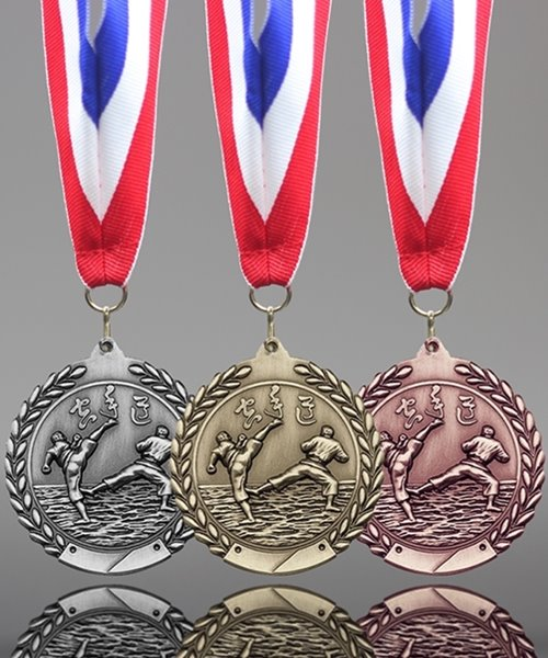 Picture of Traditional Karate Medal