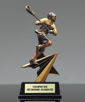 Picture of Star Power Lacrosse Trophy