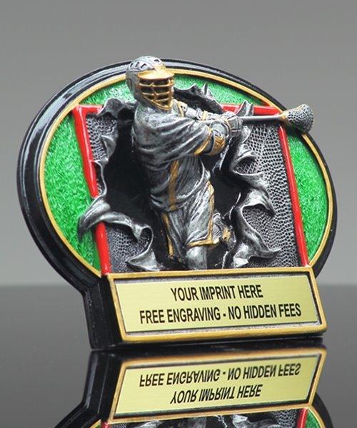 Picture of Burst Through Lacrosse Award