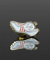 Picture of Track Shoe Lapel Pin